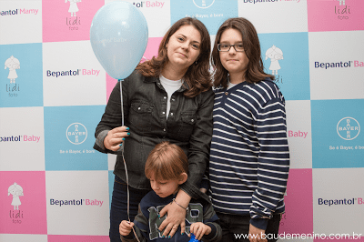 Dia das Mães Especial com Bepantol Baby e Lidi Foto