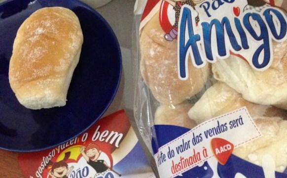Pão Amigo chega ao mercado com sabor especial, a solidariedade