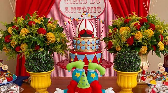 Festa Circo – a alegria do picadeiro