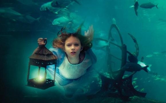 Fotos embaixo d'água