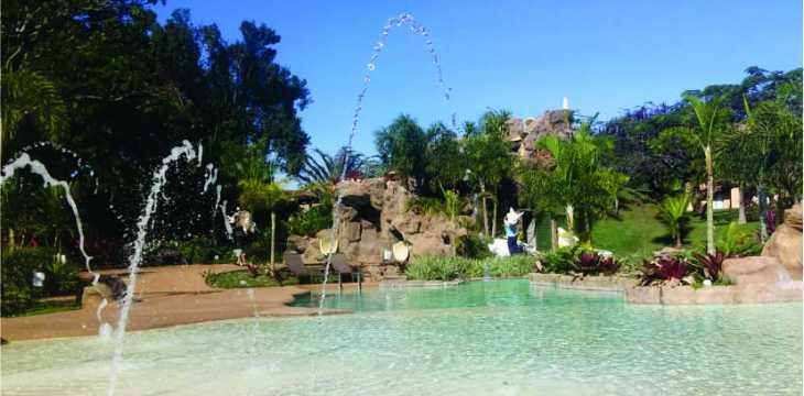 Santa Clara Eco Resort – diversão para todas as idades