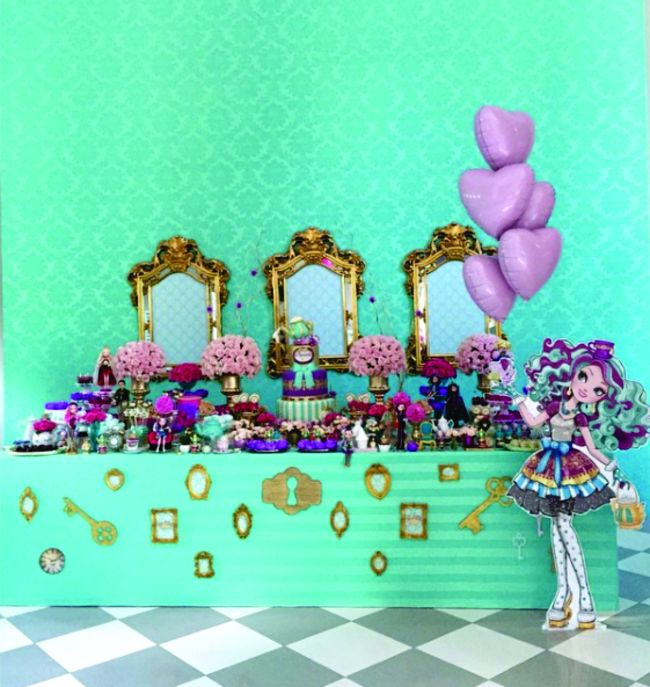 festa ever after high