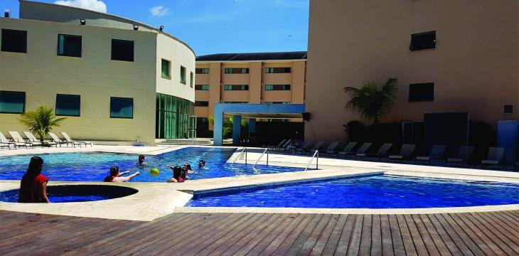 Quality Resort Itupeva – muita diversão para crianças