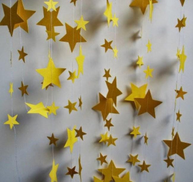 móbilie estrelas festa mulher maravilha