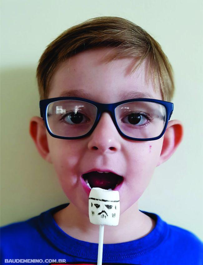 Marshmallow Stormtrooper