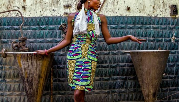 La mode à l'esprit de Espérence Malonga