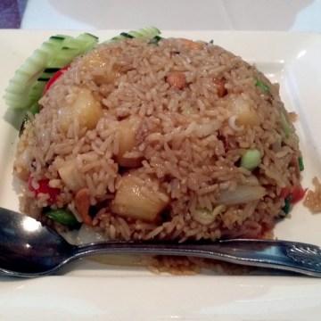 Thai cuisine at Siam Thai in Cupertino