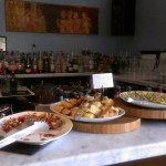 Italian buffet at Tigelleria in Campbell, CA