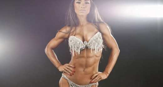 The natural muscular potential of women