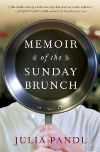 Cover image of Memoir of the Sunday Brunch