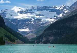Lake Louise HD Wallpaper 2
