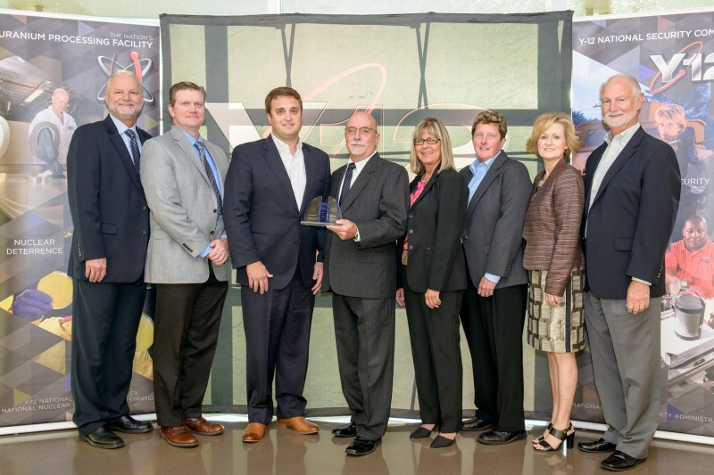 CNS presents small business awards