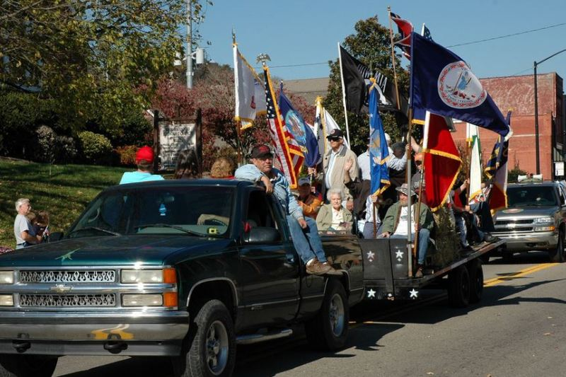 10th Annual Anderson County Veterans Day Parade scheduled