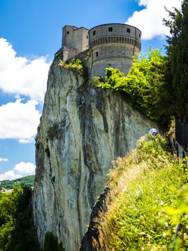 San Leo - il castello
