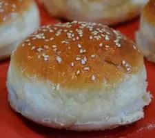 Einfach, schnell und sau lecker...so einfach mit diesem Burger Bun-Rezept