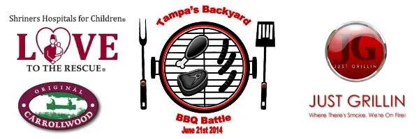 Tampa's Backyard BBQ Battle - Just Grillin Florida