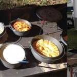 Dutch Oven Cooking Interview with Forrest Dilmore