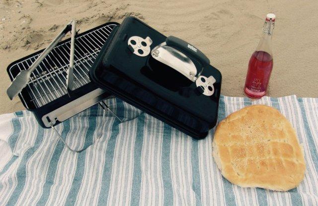 Weber GoAnywhere barbecue