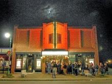 Rockland Maine's Strand Theatre