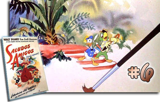 # 6: BCDB List of Disney Animated Films