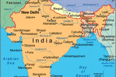 Map world india world map of india gumiabroncs Image collections