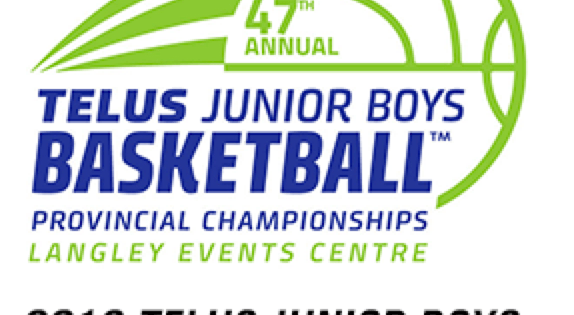 TELUS Junior Boys Basketball Championships Draw
