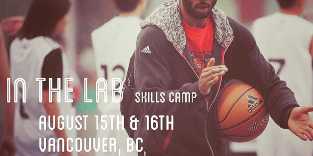 "Ten000Hours x Playmakers x Handles Academy ""In the Lab"" Camp – Aug. 15 & 16"