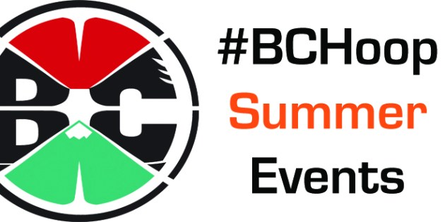#BCHoop Summer Events