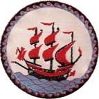 Cloisonné Plate