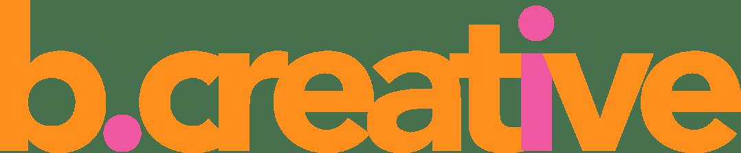 b.creative logo