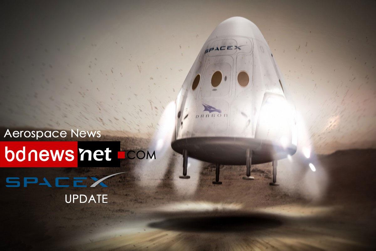 Elon Musk Spacex - Spaceship traveling Mars in 80 Days