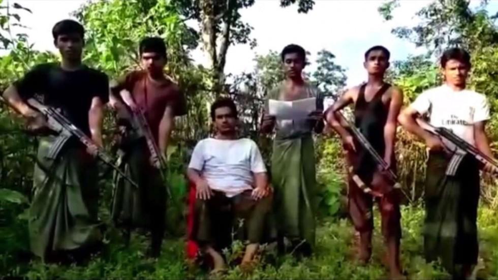Rohingya : Terrorist or Freedom Fighter ?