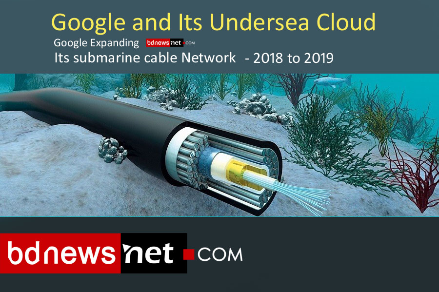 Google and Its Undersea Cloud Future