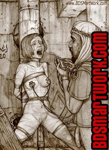 Torture Medevil bondage