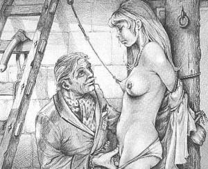 hirsute women