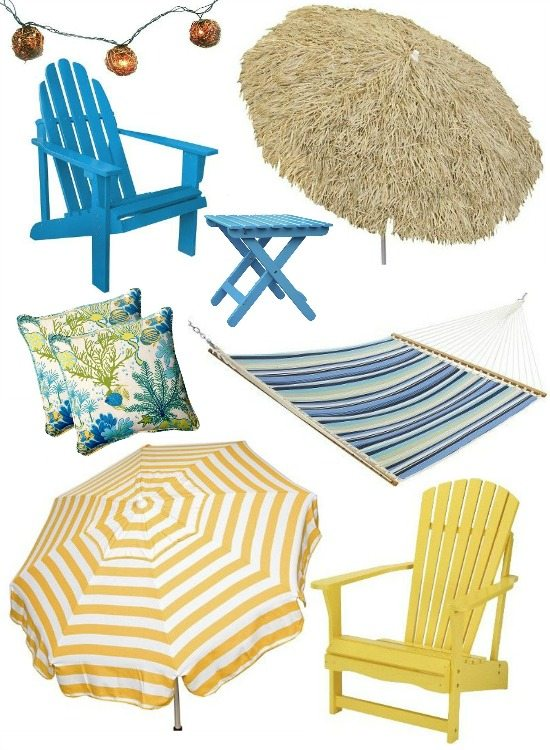 Create A Blissful Outdoor Space That Feels Like You 39 Re At The Beach Beach Bliss Living
