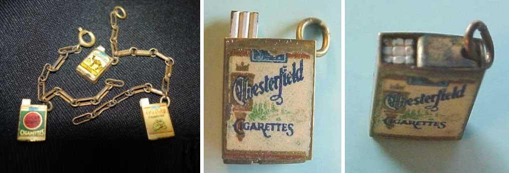 CigaretteCharmBracelet