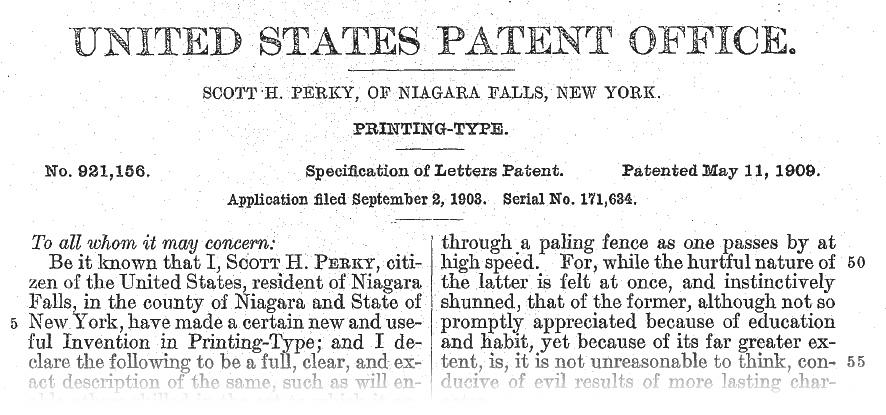 PatentHeader