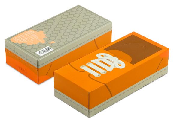 OrangeShoeBox