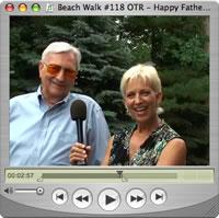 Watch Beach Walks with Rox #118