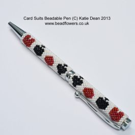 Bead Pen Patterns