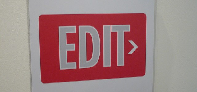 How to Develop Your Relationship with Your Editor