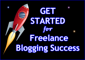 Get Started for Freelance Blogging Success image