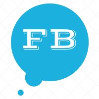 freelance blogger logo