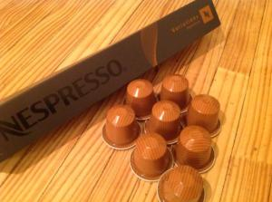 Nespresso Variations - Hazelnut