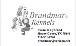 Web: www.brandmarkennels.com Email: brandmar@verizon.net