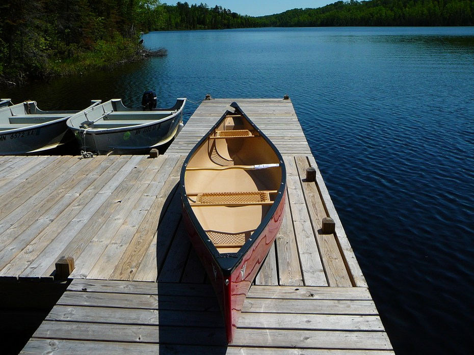 The Bob is a great all around canoe