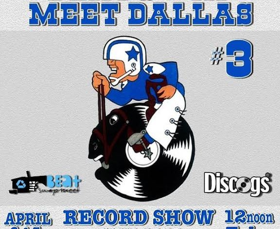 BEAT SWAP MEET DALLAS NO. 3