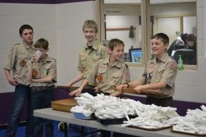 Boy Scouts Chili Supper