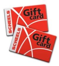 $25 Scheels Gift Card